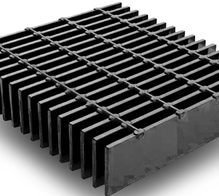 Bar Grating Manufactured As Light Or Heavy Duty Riveted