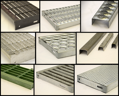 Learn About All Of Our Stair Treads Below: