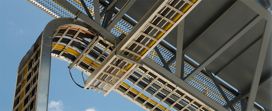Cable Tray Systems Amp Supports Cable Management Metals