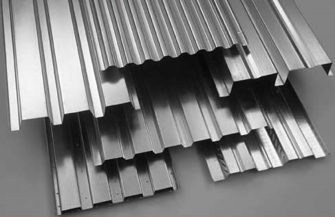 Corrugated Siding And Roofing Material Metals Inc