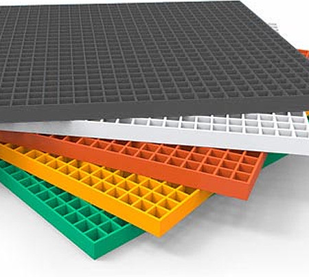 Fiberglass Gratings Manufactured To Suit Space And Use